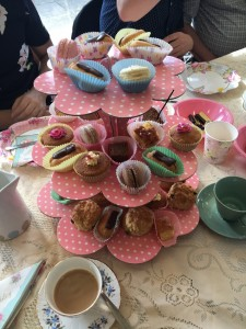 afternoon tea celebration